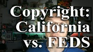 Bizarre California Copyright Law Upheld - from 1977?!