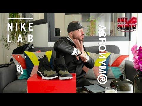 NIKELAB AIR PRESTO X ACRONYM OLIVE ON FEET REVIEW