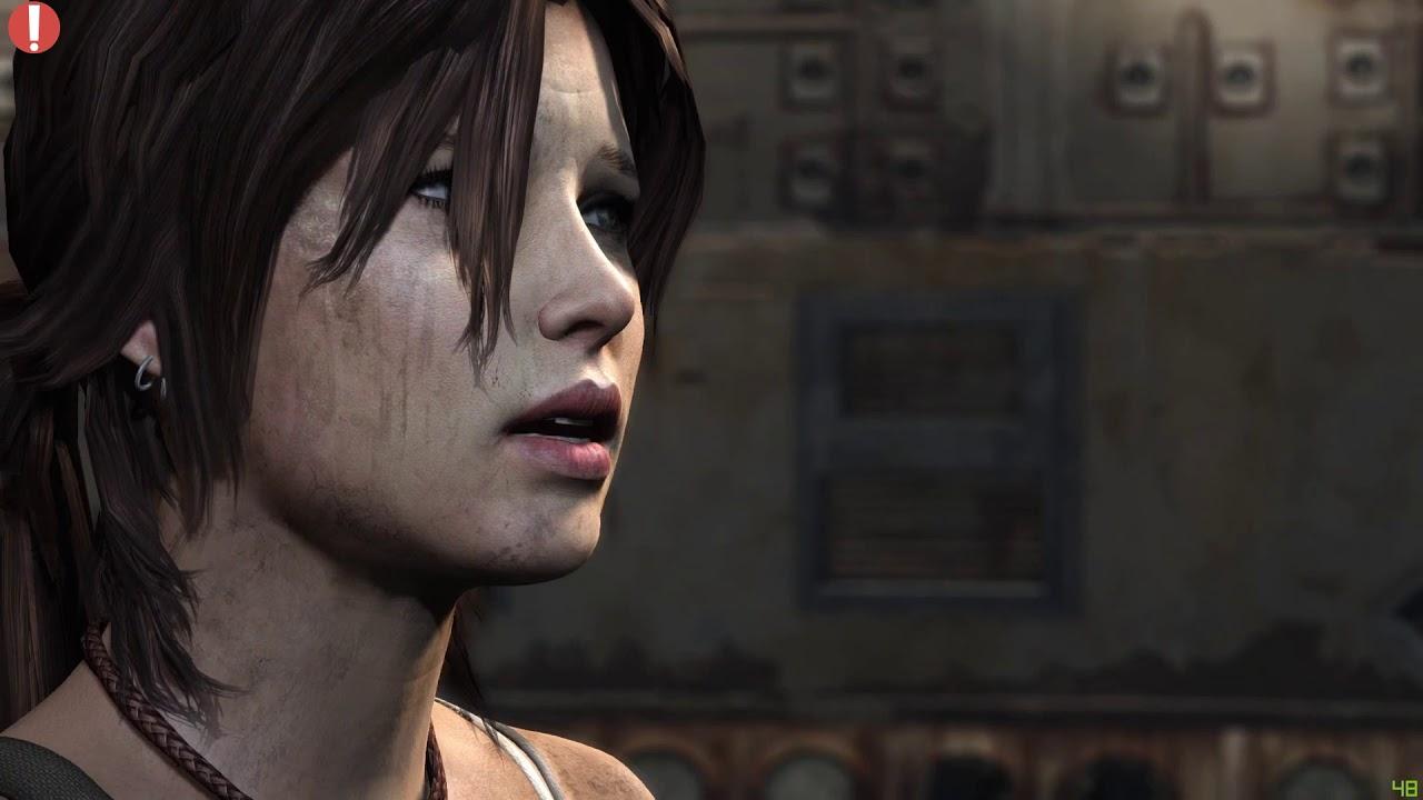 Tomb Raider PARTE 4 (NUDE MODS) - YouTube