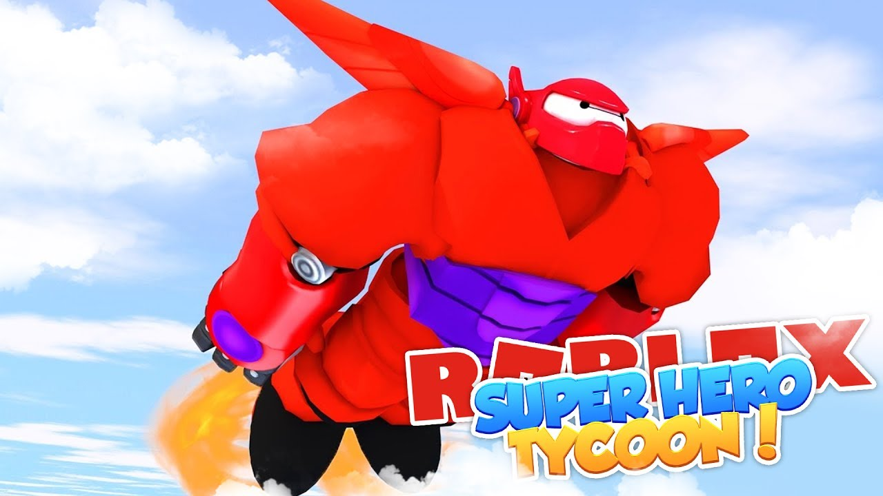 roblox adventure - ropo is baymax