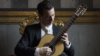 Benjamin Britten: Nocturnal after John Dowland, op. 70 | Carlos Alberto Castro, guitar