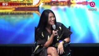 Anggun, David Foster, Melanie C, and Van Ness Wu for Asia