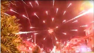 Video Huge firework explosion FAIL!! download MP3, 3GP, MP4, WEBM, AVI, FLV Agustus 2018