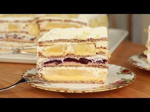 Moskva torta - recept za Moskva snit tortu