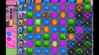 Candy Crush Saga  Level 555 (3 star, No boosters)