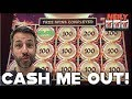 MAJOR BIG WINS in this weeks CASH ME OUT!