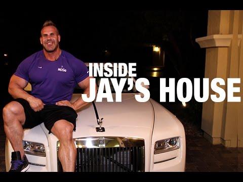 Inside Jay Cutler's House in Las Vegas