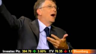 Bill Gates - India and China