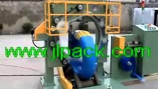 GS300 PPR трубы катушку упаковочная машина/ПВХ трубы упаковщик(http://www.shjlpack.com/2-1-pipe-wrapping-machine.html Shanghai Jinglin Packaging Machinery Co.,Ltd.является профессиональным производителем PPR ..., 2013-11-07T01:15:58.000Z)