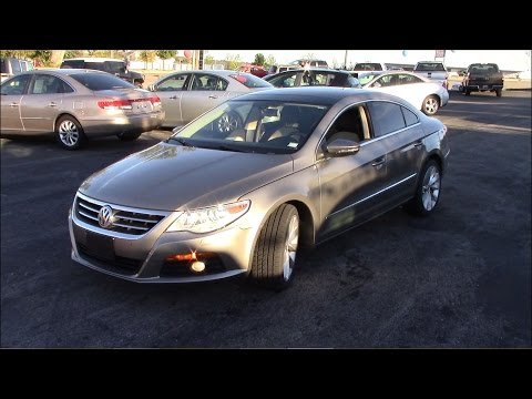 2009 Volkswagen CC VR6 | Full Tour & Start Up
