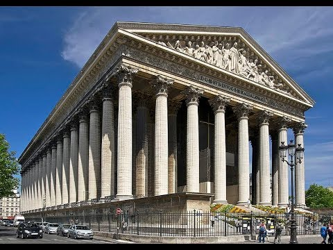Places to see in ( Paris - France ) La Madeleine