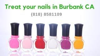 Nail Salon In Burbank Mall   (818) 8581109