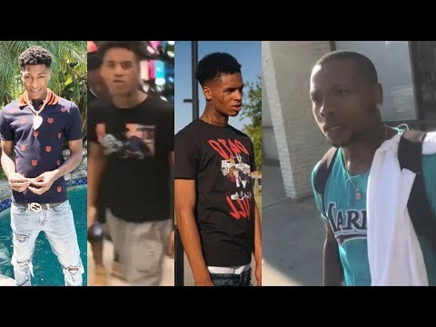 Baby Joe Runs into Rapper Who Tried To F*ght Nba Youngboy in