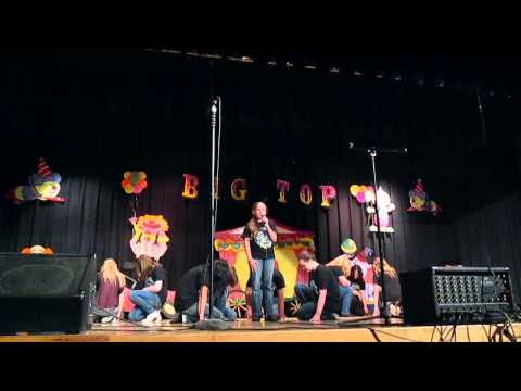 Antlers High School Benefit- Vocal Jamie Goodnight