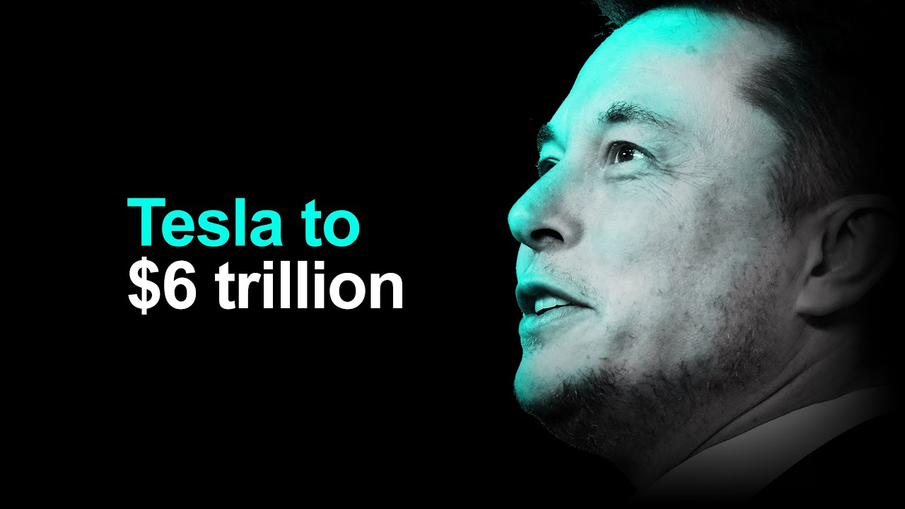 10 Reasons Tesla Stock Will 10x From Here (yes, I'm serious)