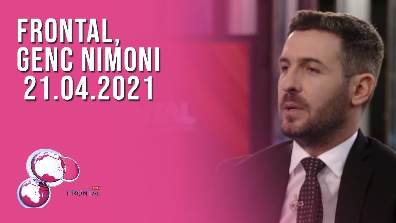 FRONTAL, Genc Nimoni - 21.04.2021