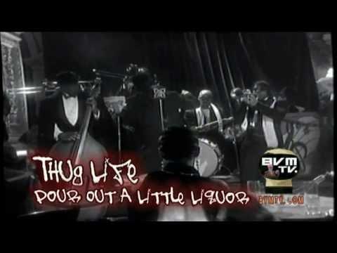 2Pac ft. Thug Life - Pour Out A Little Liquor (1994) Clean Version