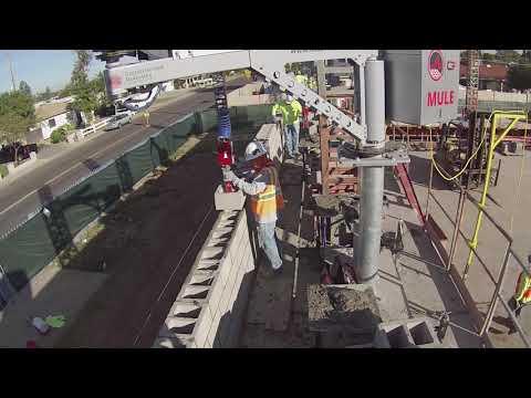 Construction Robotics MULE and SAM Video