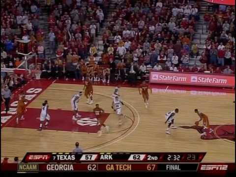 Jan. 6 - Texas v. Arkansas - Last 6 Minutes