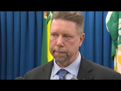 Saskatoon names Troy Cooper as their new police chief