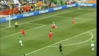 2010 World Cup Luis Suárez & Didier Drogba Wonderful Shoot  蘇亞雷斯 杜奧巴