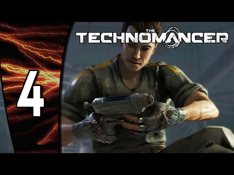 Let's Play The Technomancer Gameplay - Part 4: Death to Deserters