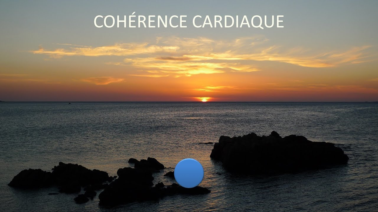 COHÉRENCE CARDIAQUE : Exercice 5 min - YouTube