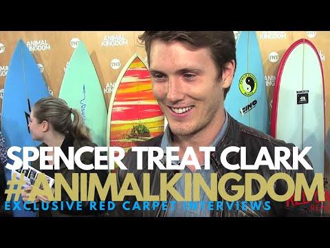 Spencer Treat Clark AgentsofShield ed at TNT's