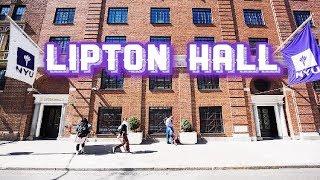 NYU Dorm Tour - Lipton Hall