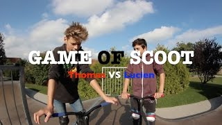 GAME OF SCOOT / Thomas VS Lucien