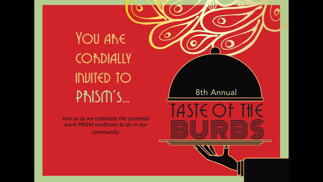 PRISM host's 8th Annual Taste of the 'Burbs!
