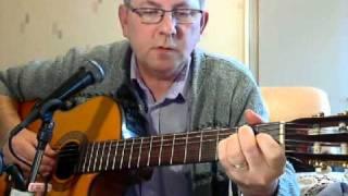 Apprendre la guitare - Coup de Soleil - Richard Cocciante