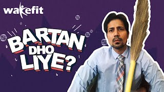 Open Letters: Dear Office | Struggle Of A Husband During Lockdown Ft. Sumeet Vyas | Wakefit
