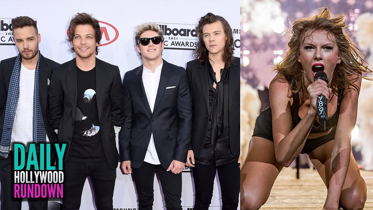 One Direction Detail: One Direction BREAKING UP!