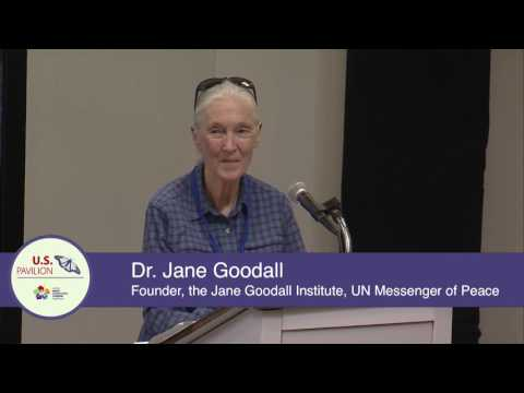 IUCN WCC Hawaii: Satellite Remote Sensing for Conservation Actions- the Jane Goodall Institute