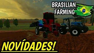 BRASIL FARMING SIMULATOR- NOVÍDADES DO JOGO, POSSÍVEL DATA DE LANÇAMENTO