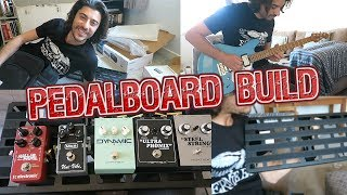 New Pedal Board Build - RockBoard Tres 3;1