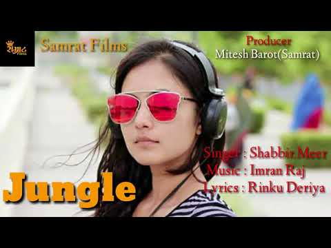 JUNGLE - New Gujarati DJ Song 2017 | Shabbir Meer | Love Song | Full Audio | RDC Gujarati
