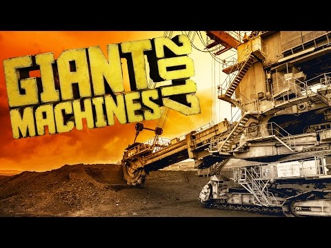 Giant Machines 2017 Gameplay - Massive Digger! - Let's Play Giant Machines 2017 Part 1 |