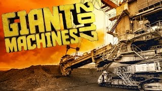 Giant Machines 2017 Gameplay - Massive Digger! - Let's Play Giant Machines 2017 Part 1