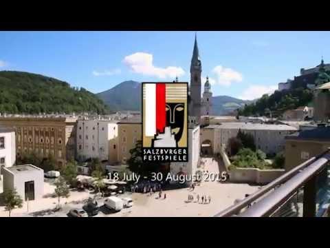 Trailer Salzburg Festival 2015