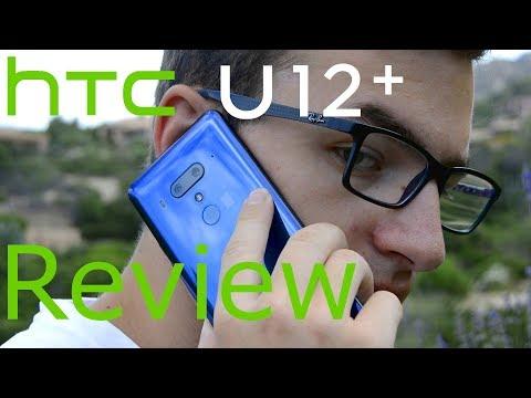 Ist HTC wieder da? HTC U12+ Review - Deutsch/German - 4K - FirstReview