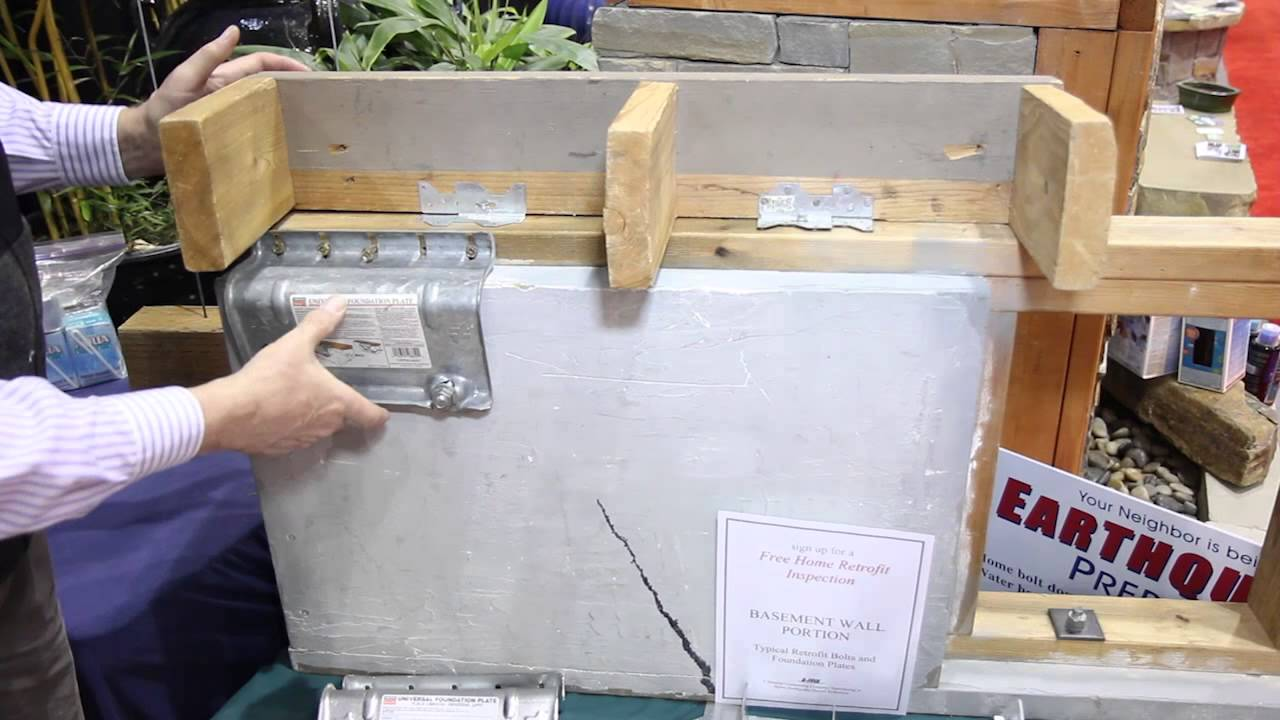 Earthquake Prepared - Retrofit your Home