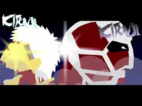 Pivot Shingeki no Kyojin Reiner and Bertholdt In Titan Transformation Theme Song