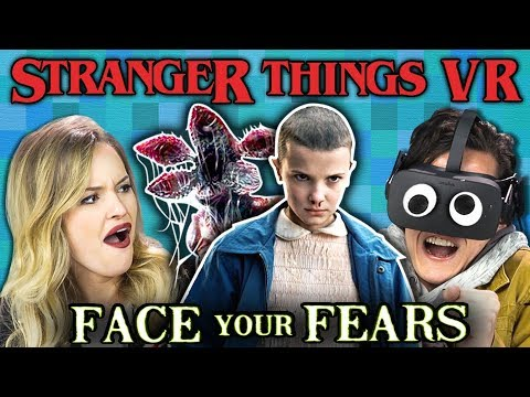 Download Youtube: STRANGER THINGS VR | Face Your Fears (React: Gaming)