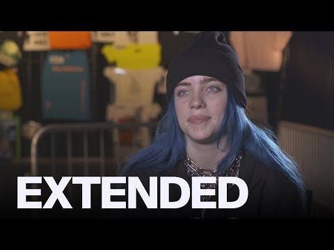 Billie Eilish On Fame Working With Khalid & Dont Smile At Me