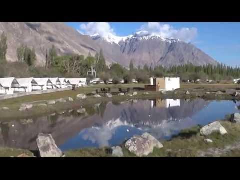 The Desert Himalaya Camp, Diskitt, Nubra Valley, Ladakh