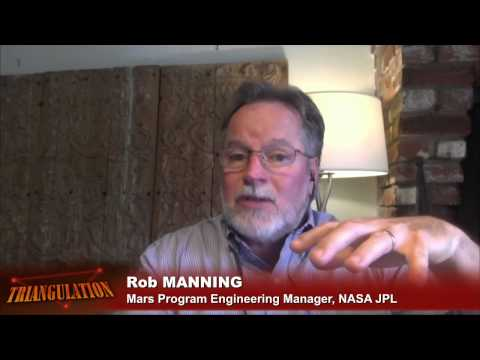 Triangulation 178: Rob Manning - Curiosity's Chief Engineer