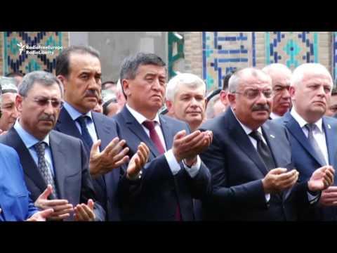 Uzbekistan: Sahranjen predsjednik Islam Karimov