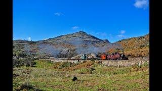 Ffestiniog Railway - Victorian Vintage Weekend 2018